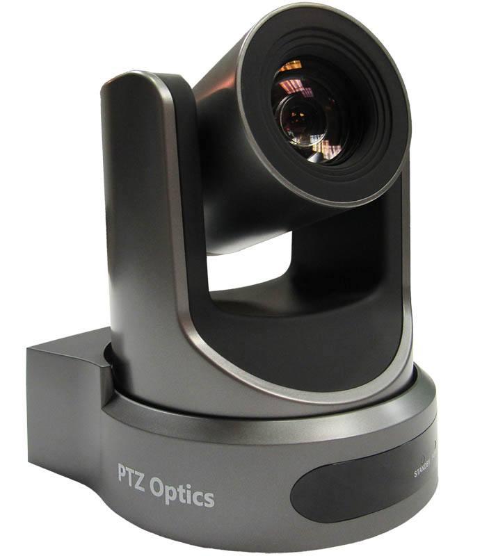 PTZOptics - 20X zoom - 3G-SDI, HDMI IP - PT20X-SDI-GY-G2
