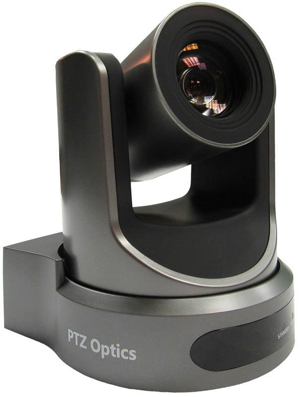 PTZOptics - 20x optical zoom - USB, HDMI, IP - PT20X-USB-GY-G2