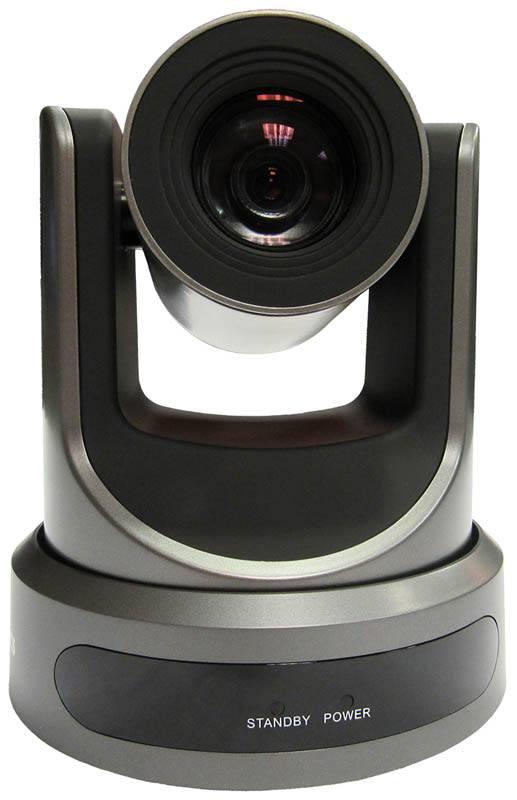 PTZOptics - 20X zoom - USB, HDMI, IP - PT20X-USB-GY-G2
