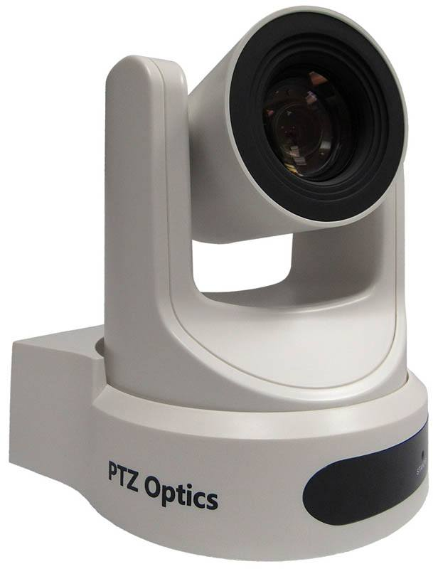 PTZOptics - 20x optical zoom - USB, HDMI, IP - PT20X-USB-WH-G2 - White