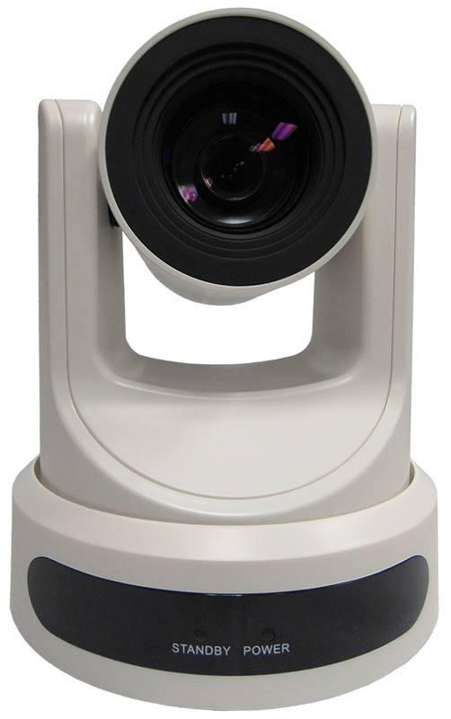 PTZOptics - 20X zoom - USB, HDMI, IP - PT20X-USB-WH-G2 - White
