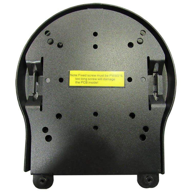 PTZOptics - Ceiling Flush Mount - PT-CM-1-BK - inside