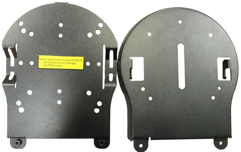 PTZOptics - Ceiling Mount - PT-CM-1-BK - outside