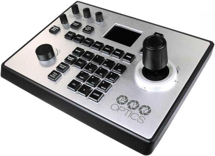 PTZOptics PTZ Joystick Controller G4 - PTZOptics-PTZJOY-G4 - right