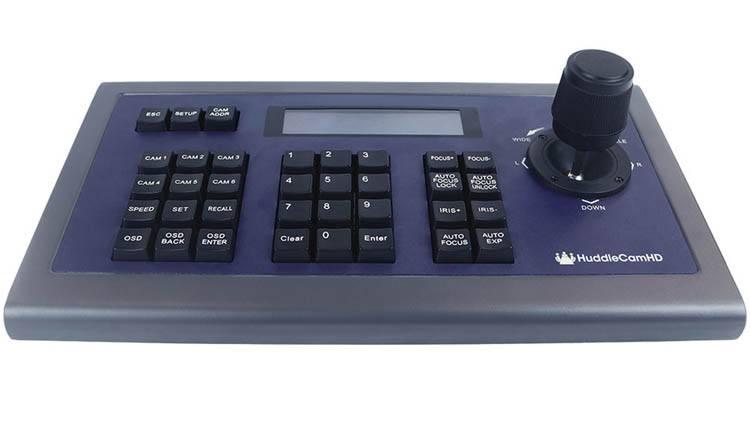 PTZOptics PTZ Joystick RS-232 Controller G3 - PTZOptics-HC-JOY-G3