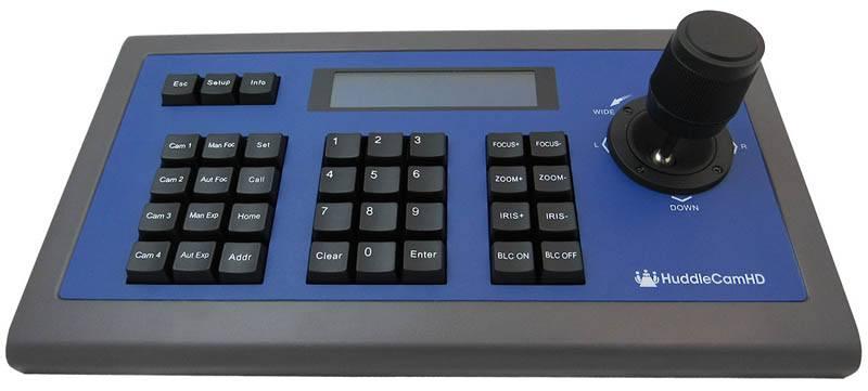 PTZOptics PTZ Joystick Controller RS-232 - HC-JOY-G2
