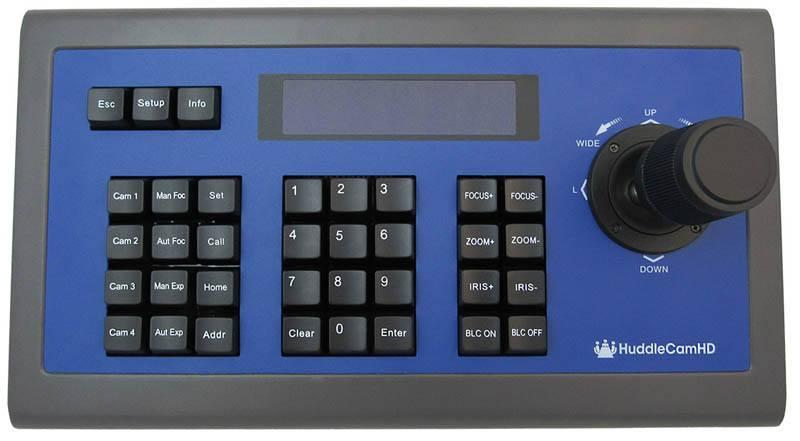 PTZOptics Controller RS-232 - HC-JOY-G2