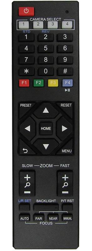 PTZOptics - Remote Control - PT-REMOTE