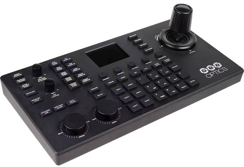 PTZOptics SuperJoy PTZ Controller - PTZOptics-PT-SUPERJOY-G1 - front