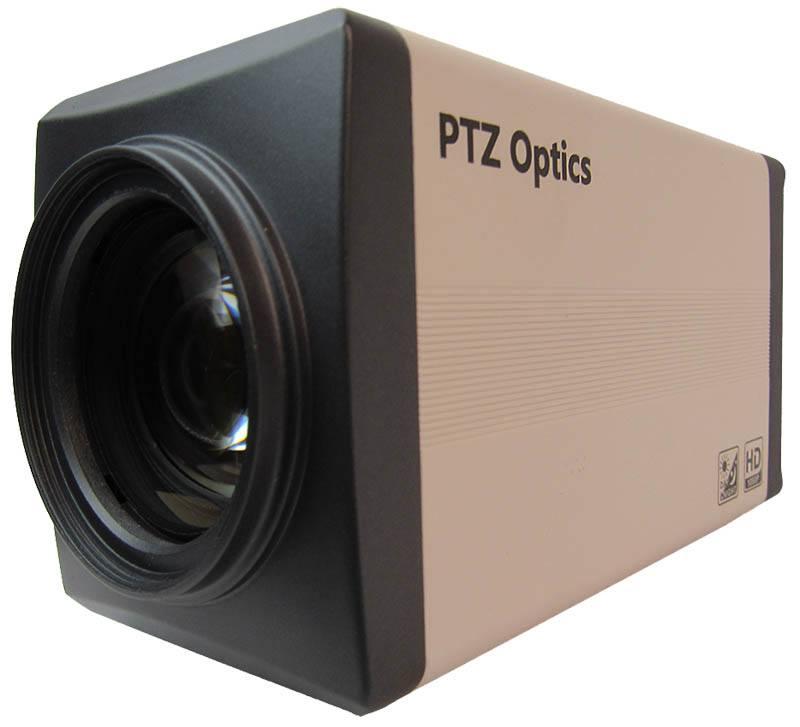 PTZOptics - 20x optical zoom - HD-SDI, IP Encoding - PT20X-ZCAM - right