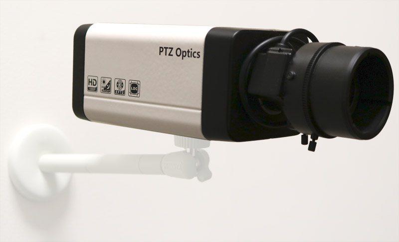 PTZOptics - ZCAM-VL - HD-SDI, IP Encoding - installed