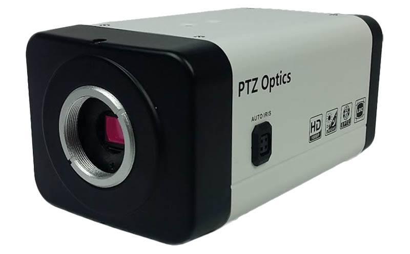 PTZOptics - Variable Lens - HD-SDI, IP Encoding - PTVL-ZCAM-VL - no lens