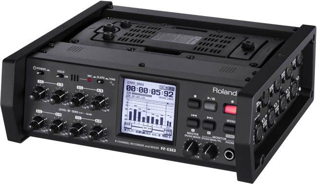 Roland R-88 Portable Field Recorder
