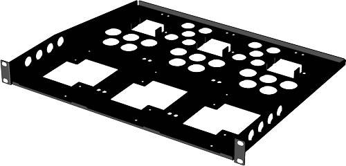 Roland RAD-3 Rack Tray for VC-1