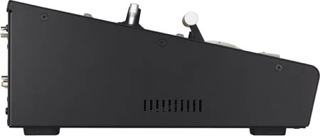 Roland V-40HD Multi-format Video Switcher - Left
