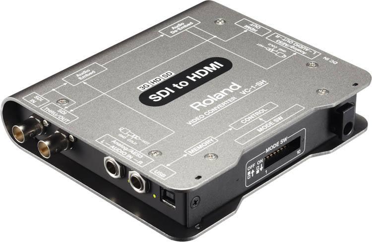 Roland VC-1-SH - SDI to HDMI Video Converter