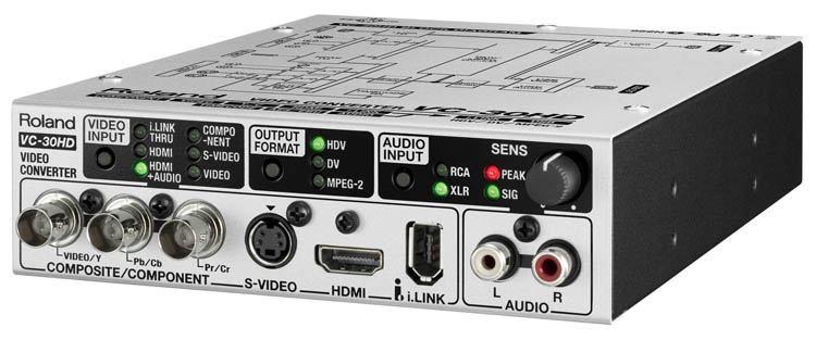Roland VC-30HD - Video Converter / AV Streaming