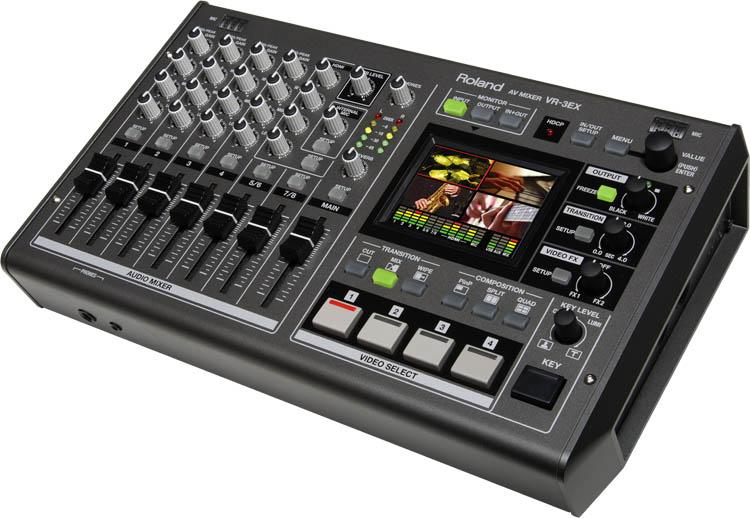 Roland VR-3EX - A/V Mixer
