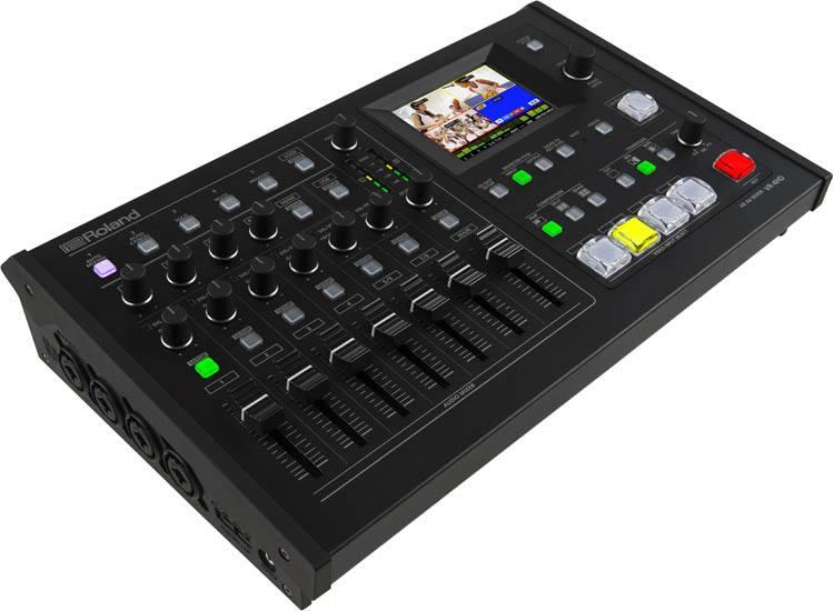 Roland VR-4HD - A/V Mixer - Recorder