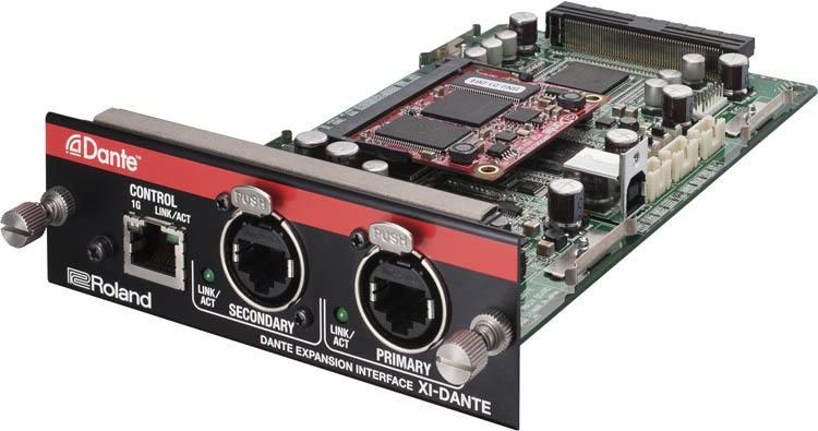 Roland XI-DANTE - Dante Expansion Interface