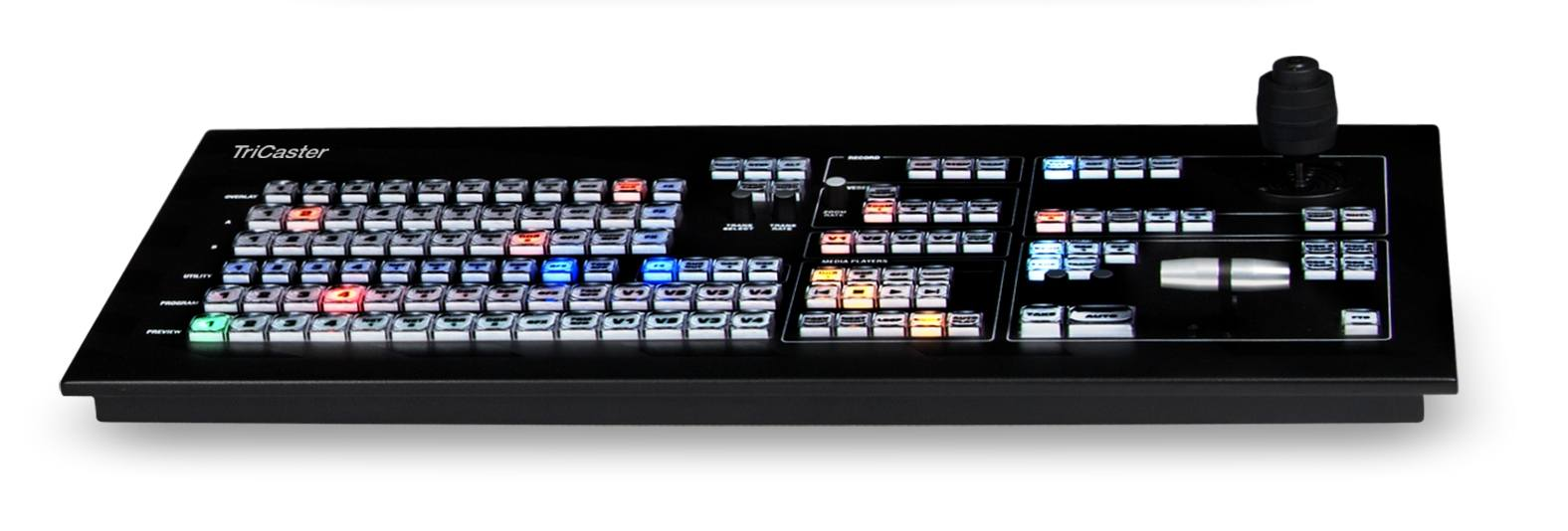 TriCaster 460CS Control Surface