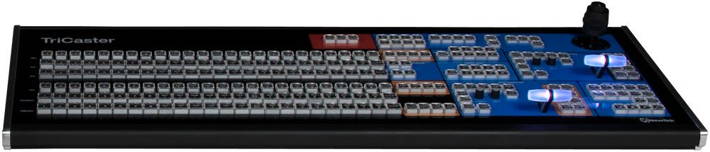 TriCaster 8000CS Control Surface