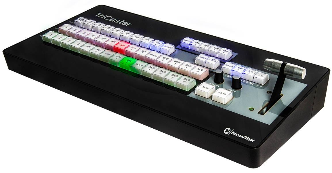 TriCaster Mini CS Control Surface