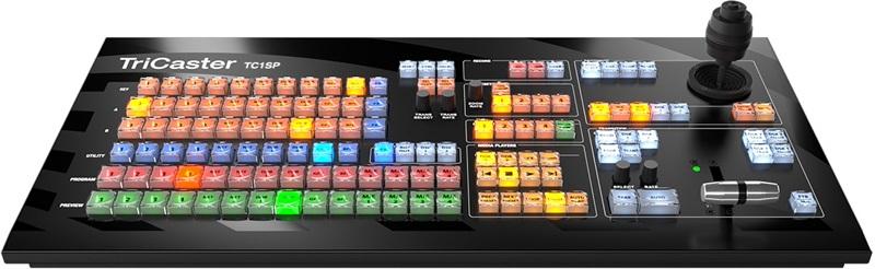 TriCaster TC1SP Control Panel - TC1SP