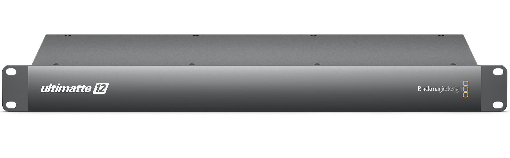 Ultimatte 12 - BMD-ULTMKEY12 - 4K / UHD green screen compositing