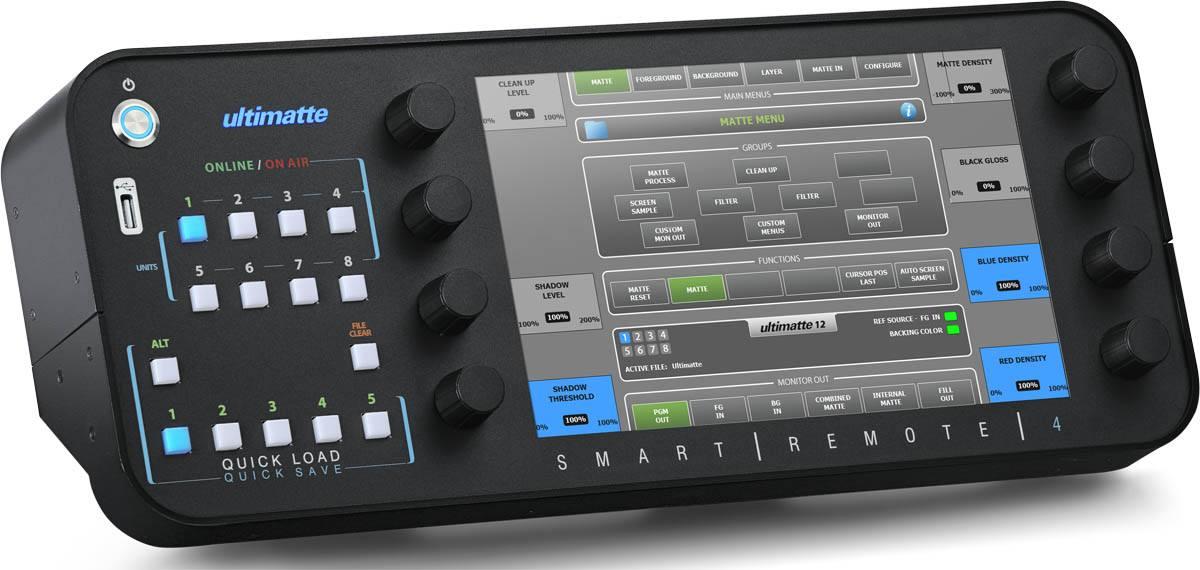 Ultimatte Smart Remote 4 - BMD-ULTMSMTREM4