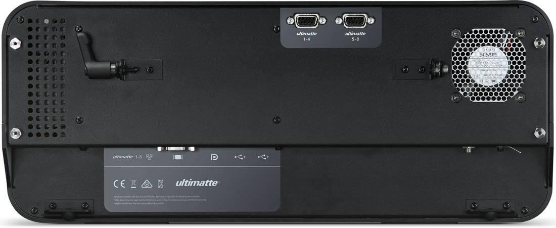 Ultimatte Smart Remote 4 - BMD-ULTMSMTREM4 - Rear